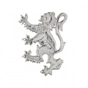 Lion Rampant Brooch Kilt Pin  69