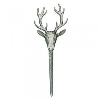 Stags Head Kilt Pin Antique  95 ANT