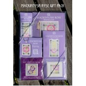 Mackintosh Cross Stitch Kits Large Gift Pack