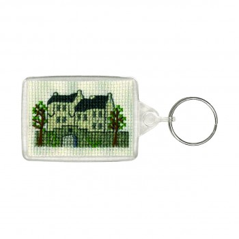Castle Keyring - Outlander InspiredTM