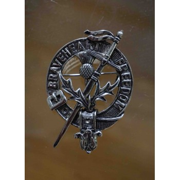 Braveheart Freedom Clan Badge