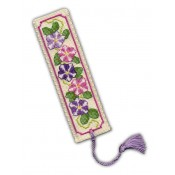 BKPE Petunias Bookmark
