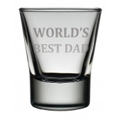 Dram Glass 'Best Dad'