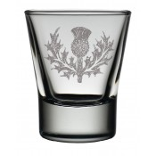 Dram Glass Thistle