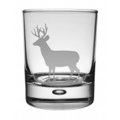 Whisky Tumbler Stag