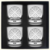 Whisky Tumbler, Set of 4