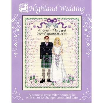 Highland Wedding Sampler