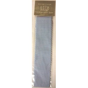 Light Blue Aida Band 50cm